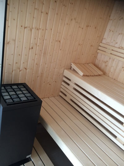 SAUNA INSTALLATION IN AUGSBURG